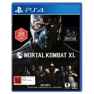 31490 - PS4 Mortal Kombat XL