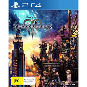 31605 - PS4 Kingdom Hearts 3