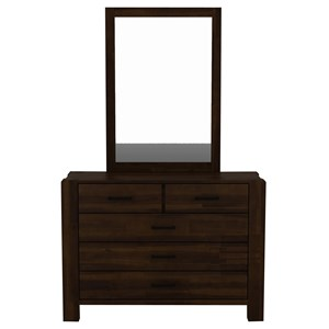 31611 - Larry Dressing Table & Mirror