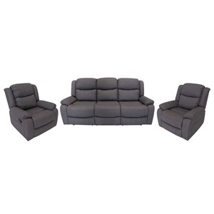 31827 - George 3RR + 2 x 1RR Lounge Suite