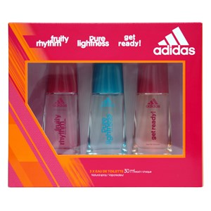 31914 - Adidas EDT 3 Piece Gift Set
