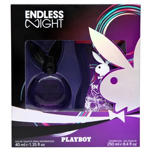 31916 - Playboy Endless Night 2 Piece Gift Set