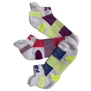 31923 - Fila 3 PK Low Cut Socks