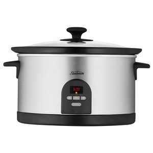 31952 - Sunbeam SecretChef 5.5L Slow Cooker