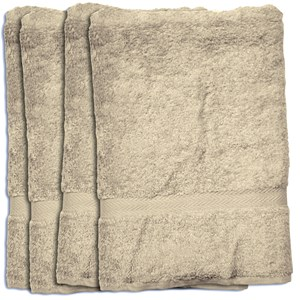 31965 - Marlborough Soft touch 4pk Bath Towels