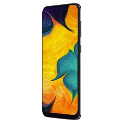Samsung Galaxy A30 Smartphone w/case and screen protector