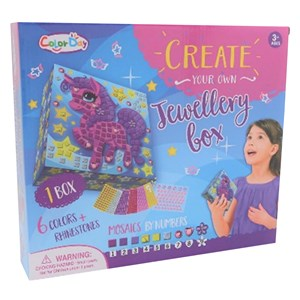32073 - Create Your Own Jewellery Box