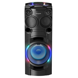 32172 - Panasonic 1200W Powerful Speaker with Bluetooth, USB,CD,FM and Dual Super Woofer