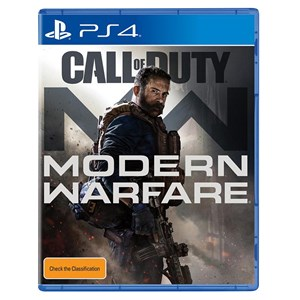 32174 - PS4 Call Of Duty Modern Warfare