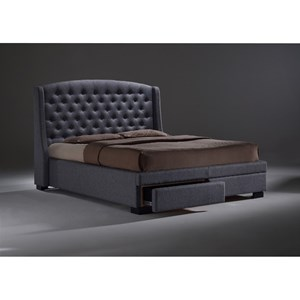 32181 - Warner King Bed Frame