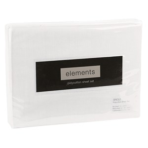 32236 - Elements Sheet Set Queen