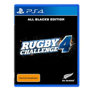32400 - PS4 ALL BLACKS RUGBY CHALLENGE 4
