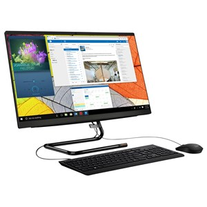 32418 - Lenovo Ideacentre A340 All-in-One PC with DVD drive, keyboard & mouse