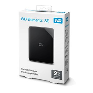 32434 - WD Elements portable 2TB External HDD