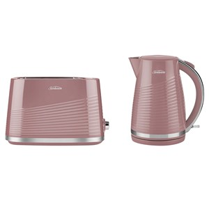 32525 - Sunbeam Curve Toaster & Kettle Set
