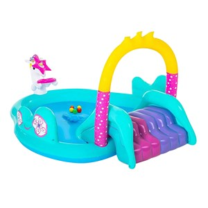 32564 - Magical Unicorn Carriage Play Center