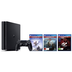 32610 - PS4 PlayStation 4 1TB Console + 3 Free Games