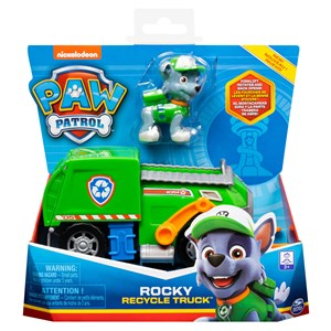 32640 - Paw Patrol Themed Vehicles with Pup N