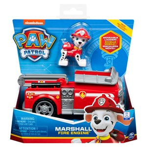 32640 - Paw Patrol Themed Vehicles with Pup