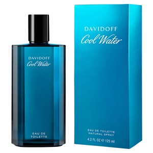 32683 - Cool Water by Davidoff 125ml EDT