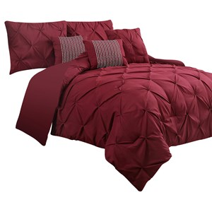32739 - Cooper 8 Piece Comforter Set (Super King)