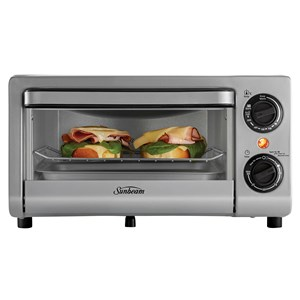 32778 - Sunbeam 10L Mini Bake & Grill Compact Oven