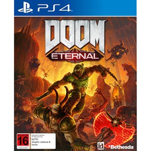 32842 - PS4 DOOM Eternal