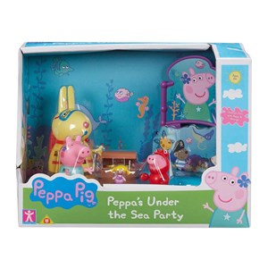 32901 - Peppa Pig Theme Playset