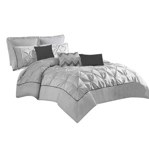 32938 - Celeste 8 Piece Comforter Set (Queen)