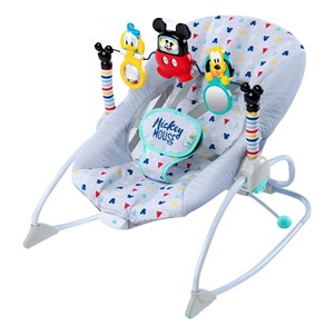 32945 - Mickey Mouse Take-Along Songs Infant to Toddler Rocker
