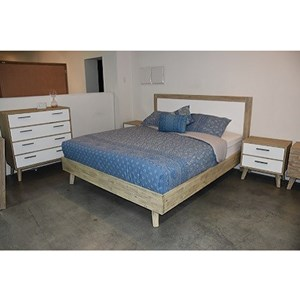 33000 - Wanaka Queen Bed Frame