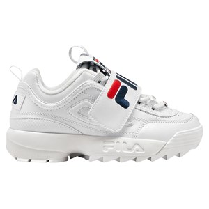 33022 - Fila Disruptor II Applique Womens Shoe