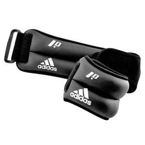 33124 - adidas 1kg Ankle/Wrist Weights