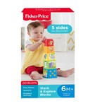 Fisher Price Stack & Explore Blocks - n/a