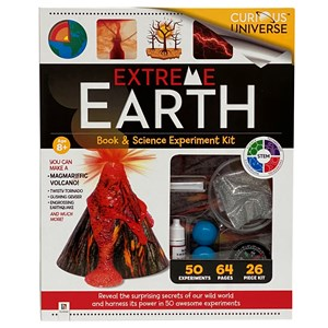 33200 - Curious Universe Science: Extreme Earth Kit