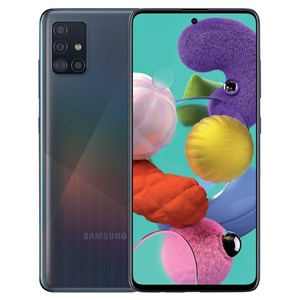 33203 - Samsung Galaxy A51 Smartphone with Case & Screen Protector