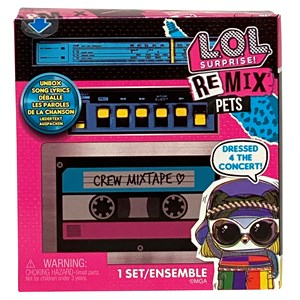33221 - LOL Surprise Remix Pets F20