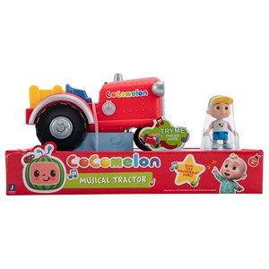 33229 - Cocomelon Feature Musical Tractor