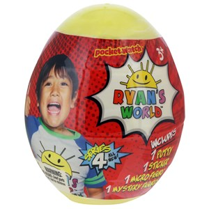 33233 - Ryans World Mini Mystery Egg