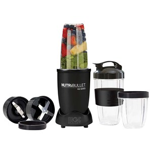33311 - Nutribullet 900W Black Mega Pack