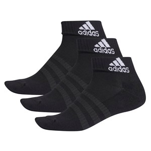 33410 - adidas Cushioned Ankle 3-Pack Socks