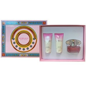 33414 - Versace Bright Crystal 3 Piece Gift Set