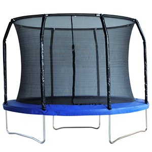 33456 - Trampoline 8ft Round with Pads & Nets