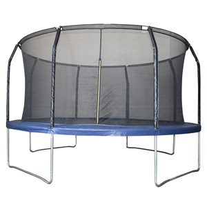 33457 - Trampoline 14ft Round with Pads & Net