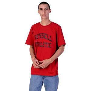 33463 - Russell Athletic Arch Logo Crew Tee