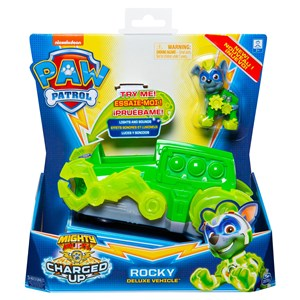 33495 - Paw Patrol Mighty PUPS Themed Vehicles
