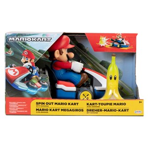 33573 - Super Mario Spin Out Kart