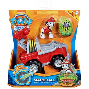 33576 - Paw Patrol Dino Deluxe Themed Vehicle