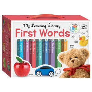 33610 - My Learning Library First Words