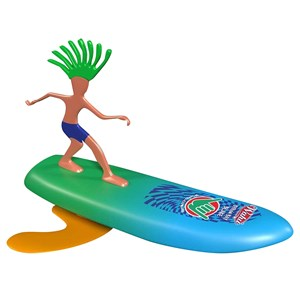 33611 - Wahu Beach Surfer Dude Assorted